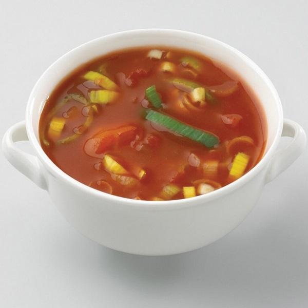 Culivers (5) tomatensoep met prei voorkant