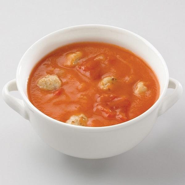 Culivers (8) tomatensoep met balletjes voorkant