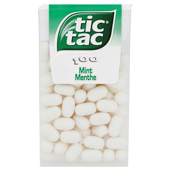 Tic Tac Mint voorkant