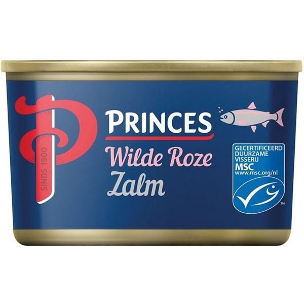 Princes Roze Zalm voorkant