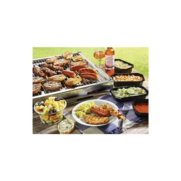 barbecue menu p.p. voorkant