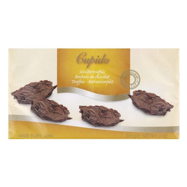 Cupido Chocolade Schilfertruffel Melk voorkant