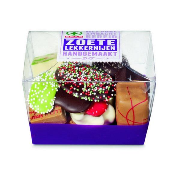 Spar Chocolade Seizoen Bonbon Assorti voorkant