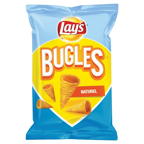 Lay's Bugles naturel voorkant