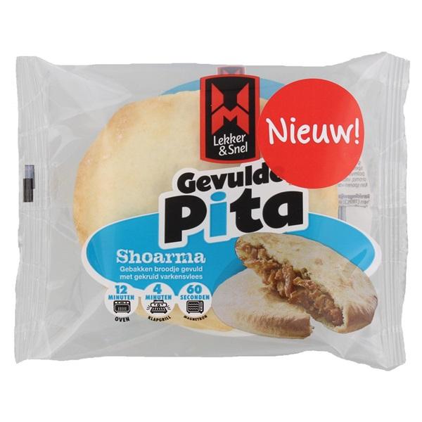 Humapro Pita Shoarma voorkant