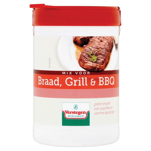 Verstegen kruiden voor braad, grill & barbecue voorkant