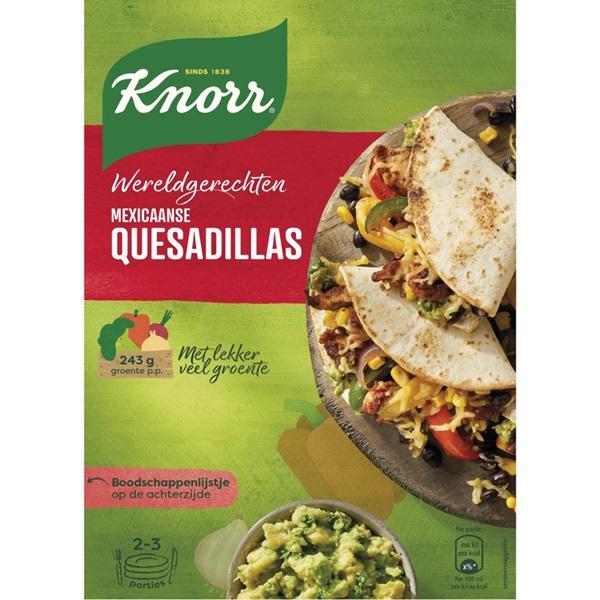 Knorr Wereldgerechten Mexicaanse Enchiladas voorkant