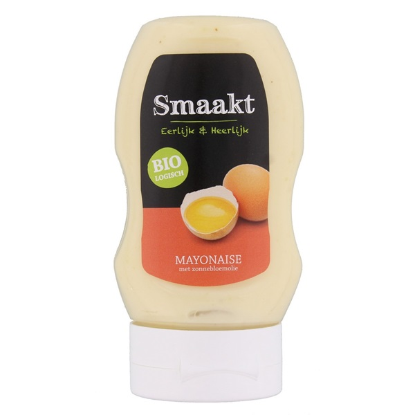 Smaakt Mayonaise voorkant