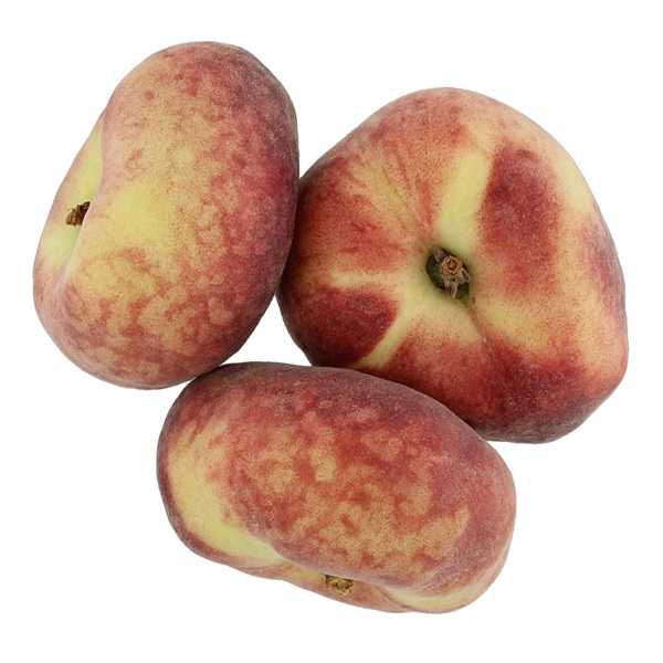 wilde  perziken achterkant