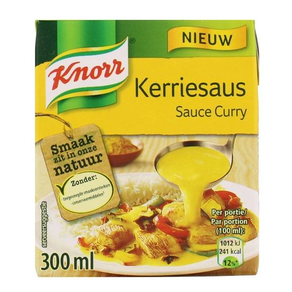 Knorr Kerriesaus voorkant