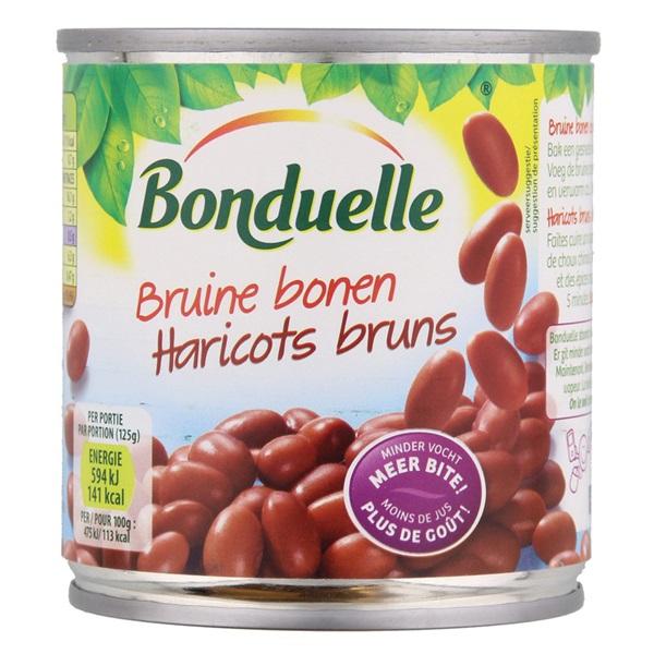 Bonduelle Bruine Bonen voorkant