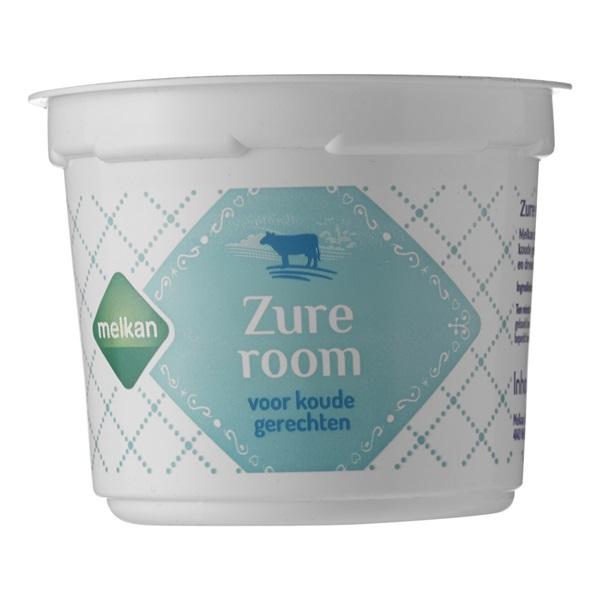 Melkan Zure Room voorkant