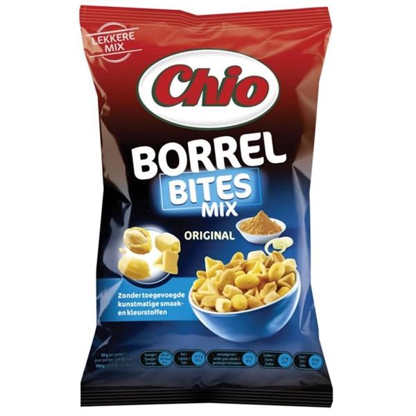 Chio Chips Borrel Bites Original voorkant