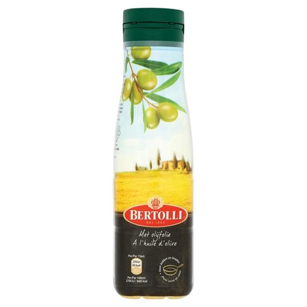 Bertolli Margarine Vloeibaar Met Olijfolie voorkant