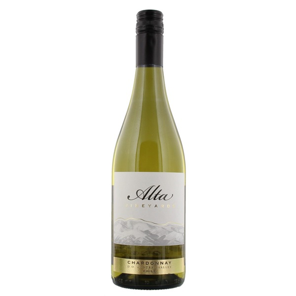 Alta Vineyards Chardonnay voorkant