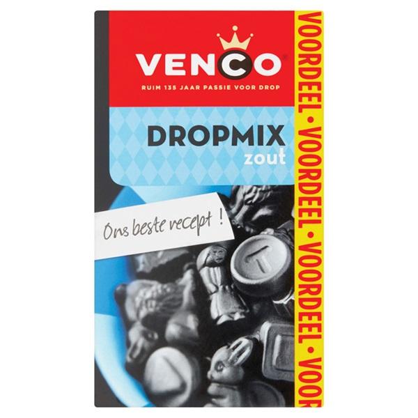 Venco dropmix zout voorkant