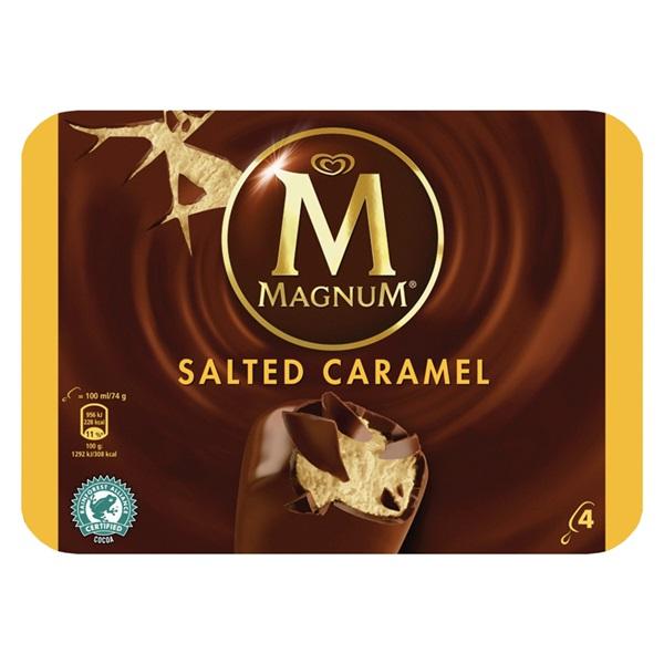 Ola Magnum salted caramel voorkant