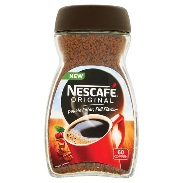 Nescafé Original Instant Koffie voorkant