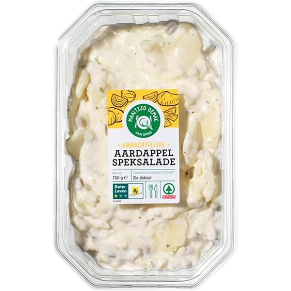 Spar Salade Aardappel Spek voorkant