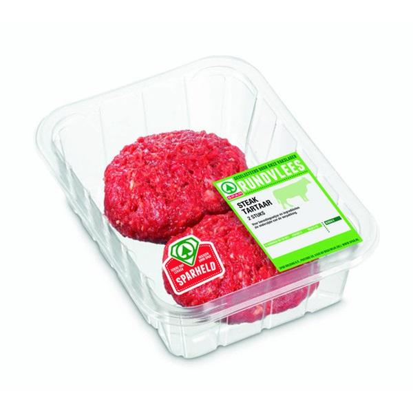 Spar Steak tartaar pak 2 stuks voorkant