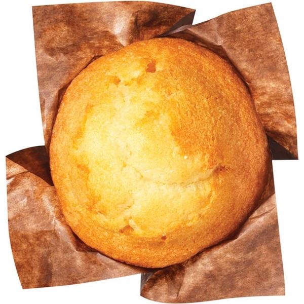 Ambachtelijke Bakker muffin vanille voorkant