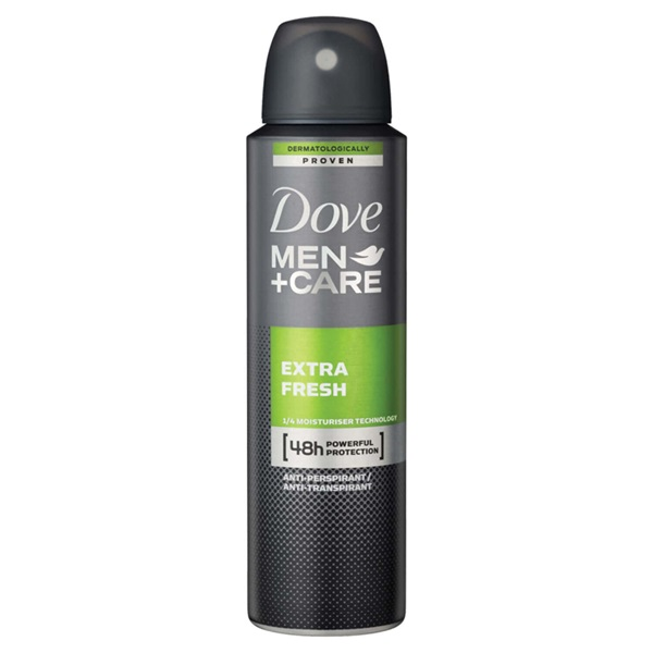 Dove deodorant men + care extra fresh voorkant