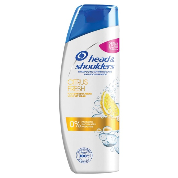 Head & Shoulders shampoo citrus fresh voorkant