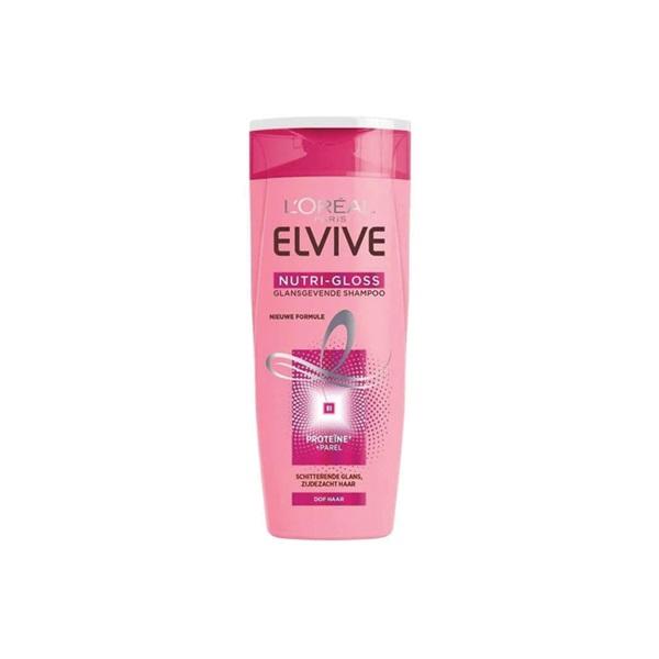 Elvive shampoo nutri gloss voorkant