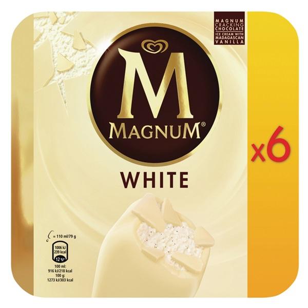 Ola Magnum White voorkant