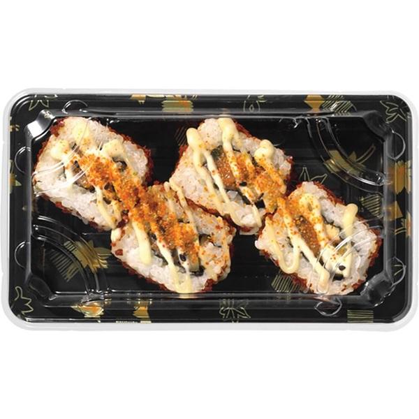 Beij Ching sushi set zalm voorkant