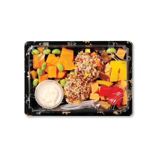 Beij Ching bento box omelet quinoa voorkant