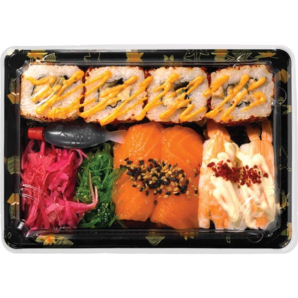 Beij Ching sushi set mix voorkant