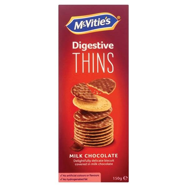 Mc Vities digestive thins melk voorkant
