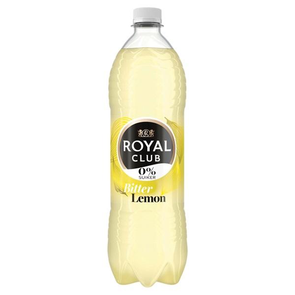 Royal Club bitter lemon light voorkant