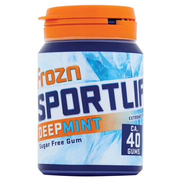 Sportlife frozen  deep mint voorkant