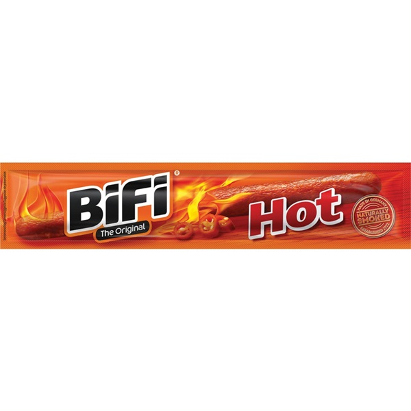 Bifi hot voorkant