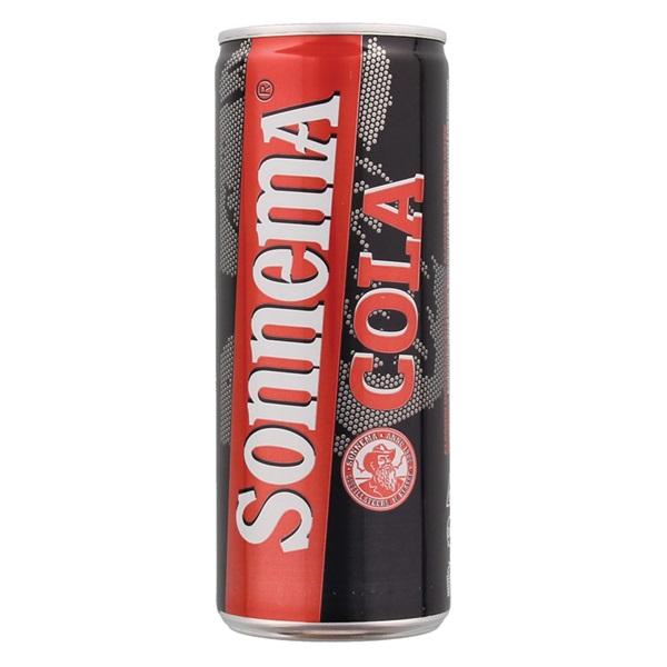 Sonnema Berenburg Cola voorkant