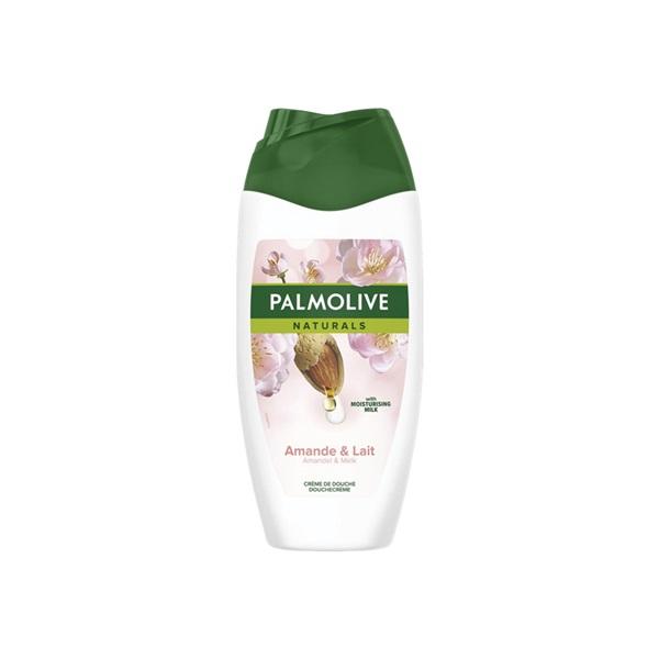 Palmolive naturals douche amandel voorkant
