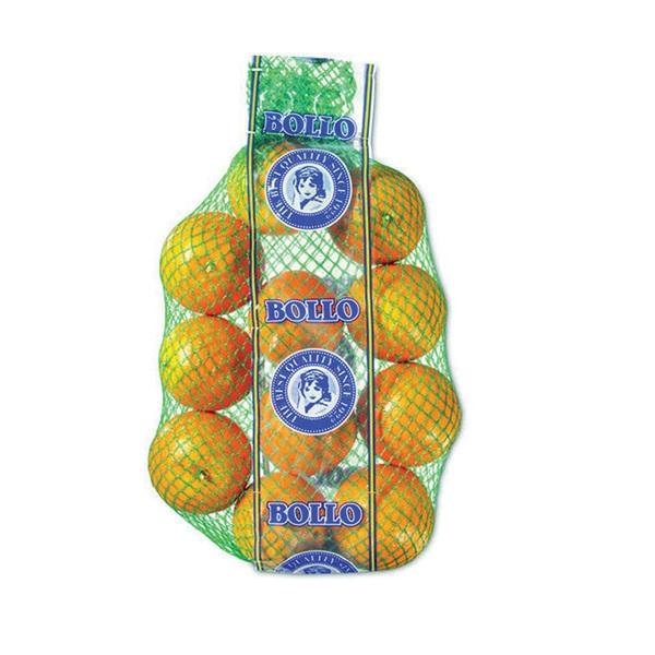 perssinaasappels voorkant