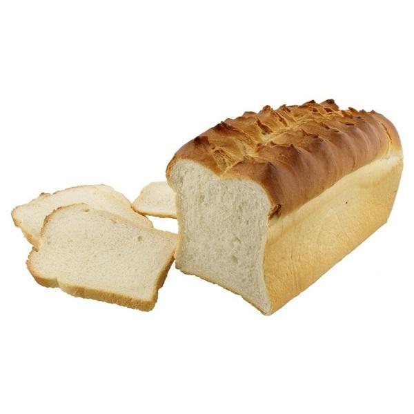 Ambachtelijke Bakker Knip Wit Brood Heel voorkant