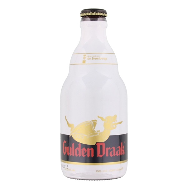 Gulden Draak Speciaalbier Fles 33 Cl voorkant