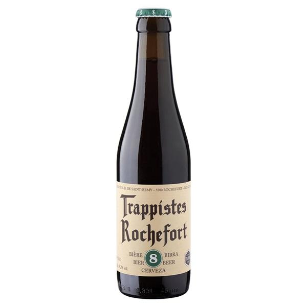 Rochefort Bier Trappist voorkant