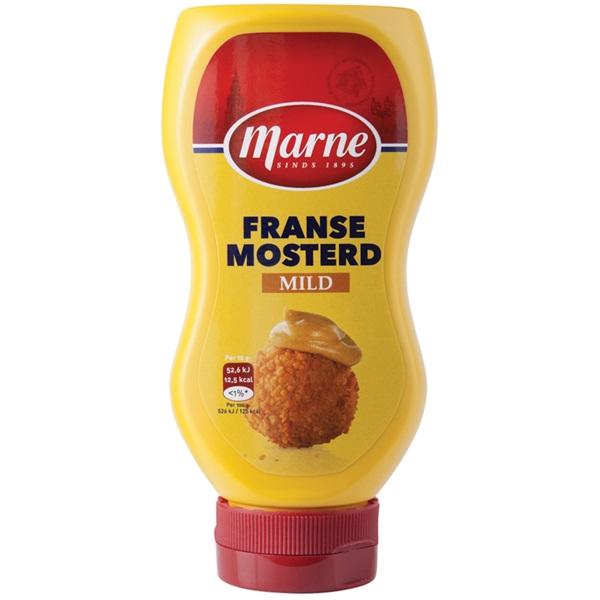 Marne Mosterd Franse voorkant