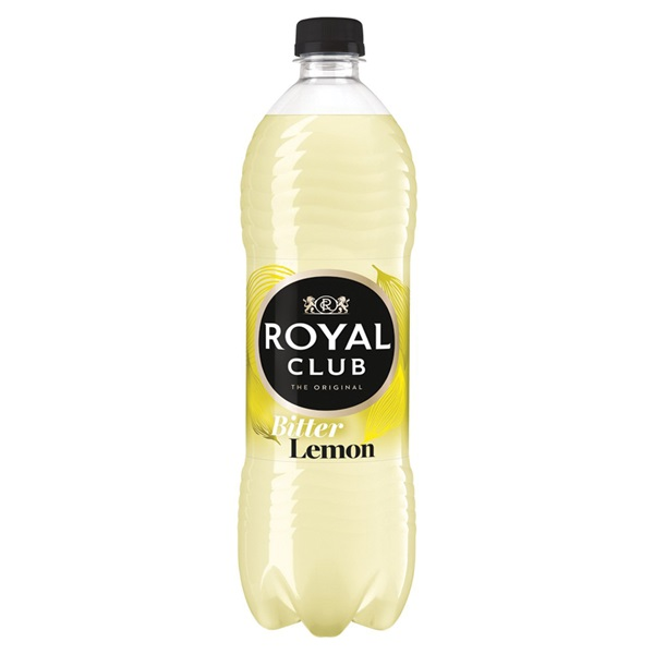 Royal Club Bitter Lemon Regular voorkant