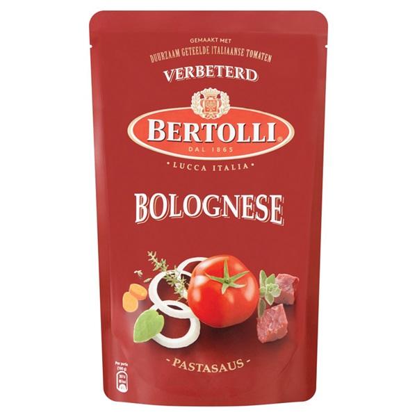 Bertolli Pastasaus Bolognese voorkant