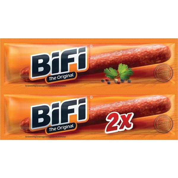 Bifi Original 2 Pack 2x20g voorkant