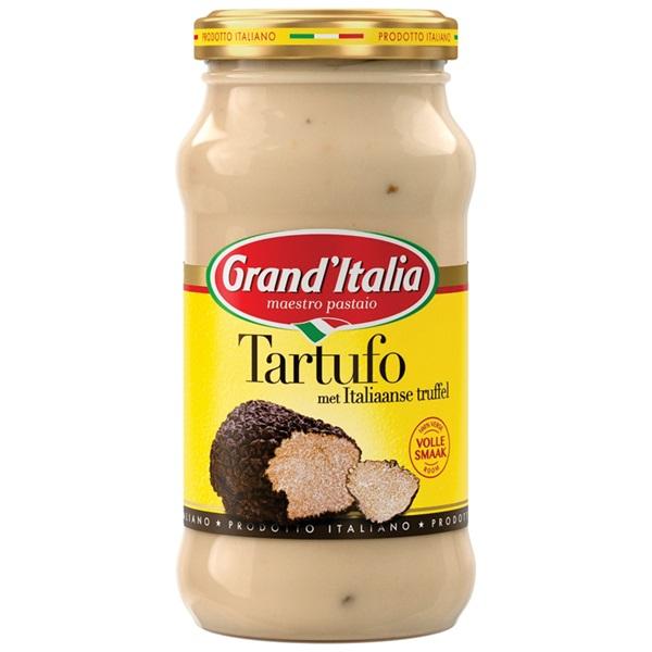 Grand'Italia Pastasaus Truffelsaus voorkant
