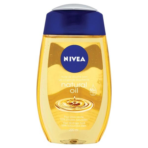 Nivea Natural Oil Douche Shower Oil voorkant