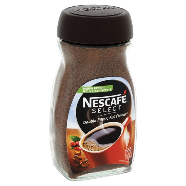Nescafé Instant Koffie Roodmerk voorkant