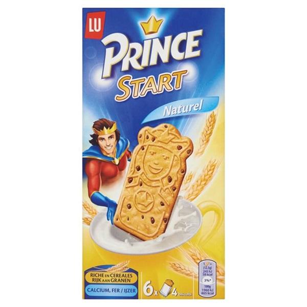 Lu Prince Biscuits Start Naturel voorkant